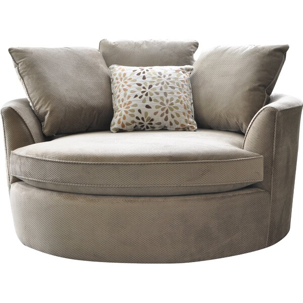 Marta Cuddler Barrel Chair by Laurel Foundry Moder