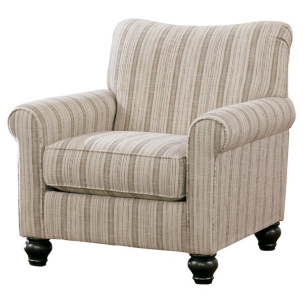 Zaylee Armchair by Gracie Oaks Gracie Oaks