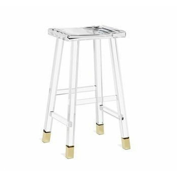Dore 26'' Counter Stool by Everly Quinn Everly Quinn
