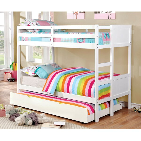 Santucci Bunk Bed by Harriet Bee