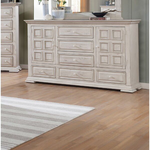 Mcsweeney 6 Drawer Double Dresser by Darby Home Co