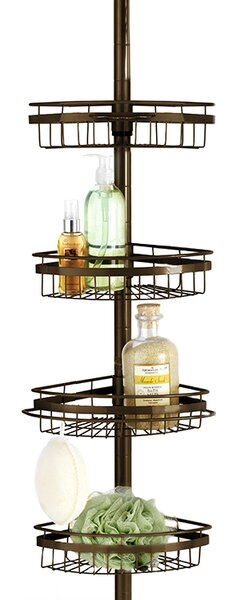 Merriwood Shower Caddy By Andover Mills.