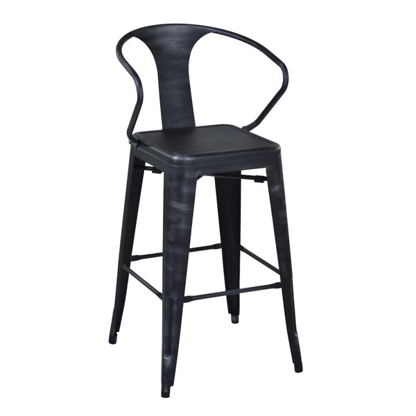 Marisela Bar Stool by 17 Stories