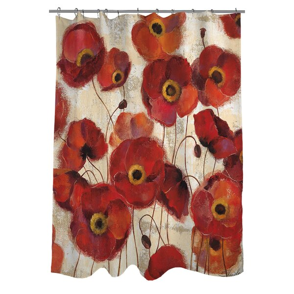 Harrisburg Shower Curtain by Rosecliff Heights