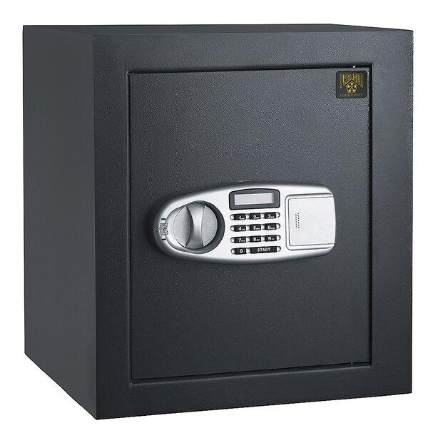 Quarter Master Digital Keypad Fire Resistant Home Office Key Lock Security Safe by Paragon Safe