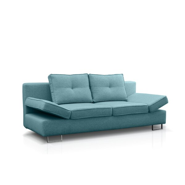 Micheals Reclining Sleeper Sofa by Brayden Studio