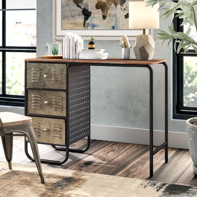 Metal Desks You Ll Love In 2020 Wayfair