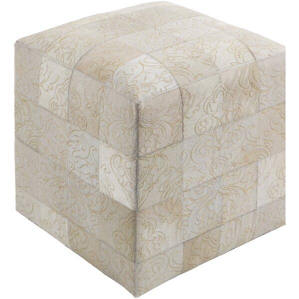 Beauchesne Cube Ottoman by Fleur De Lis Living