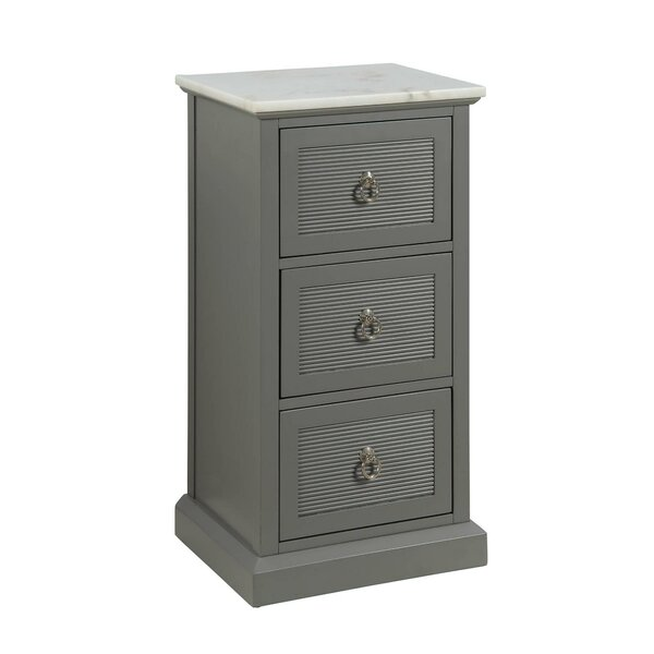 Dannon 3 Drawer Accent Chest