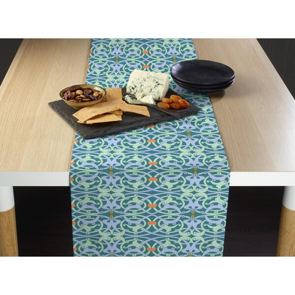 Winburn Entangled Milliken Signature Table Runner by Bloomsbury Market