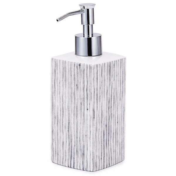 Forest Park Porcelain Soap Dispenser by Laurel Foundry Modern Farmhouse