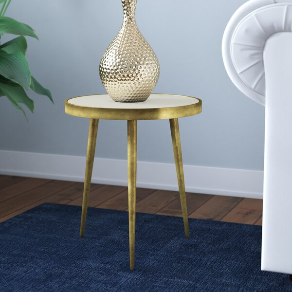 Saoirse End Table by Modern Rustic Interiors