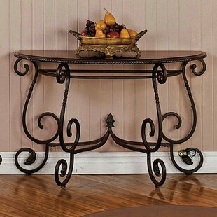 Glen Console Table By Darby Home Co
