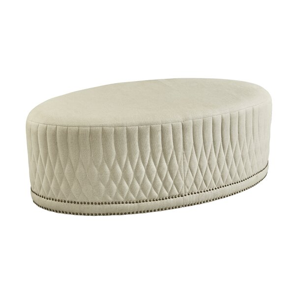 Romford Cocktail Ottoman by Everly Quinn