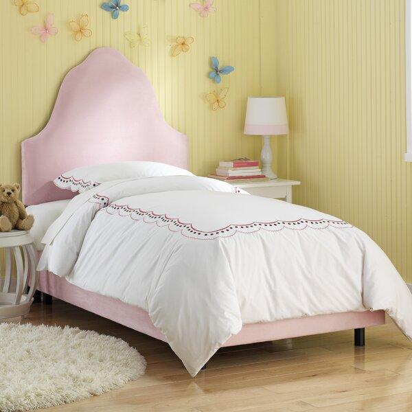 Hagy Panel Bed by Harriet Bee