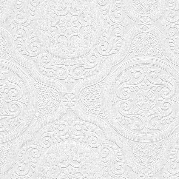Ewart Architectural 33 L X 21 W Solid Wallpaper Roll By Canora Grey.