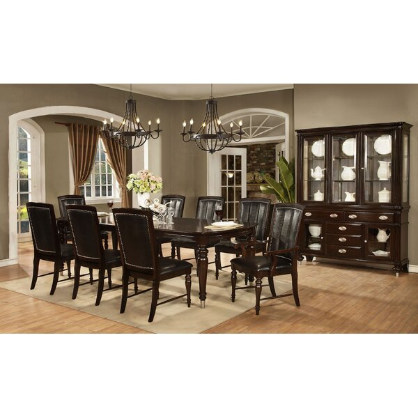 Balmers 9 Piece Dining Set by Astoria Grand