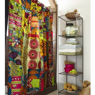 Very best African Print Shower Curtains | Wayfair WR92