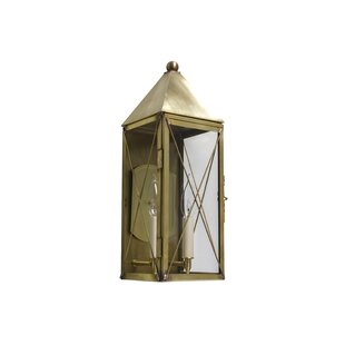 Compare Michaela 2-Light Outdoor Wall Lantern By Longshore Tides