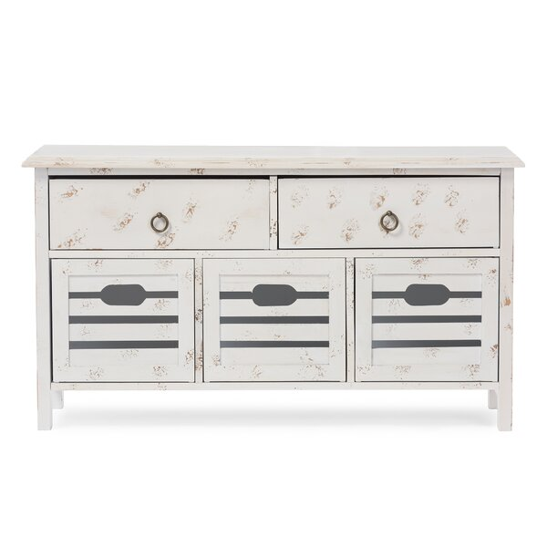 Alfson Shabby Elegance Accent Cabinet by Gracie Oaks