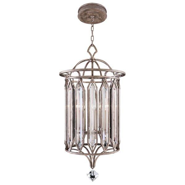 Westminster 8 - Light Unique / Statement Geometric Chandelier By Fine Art Lamps