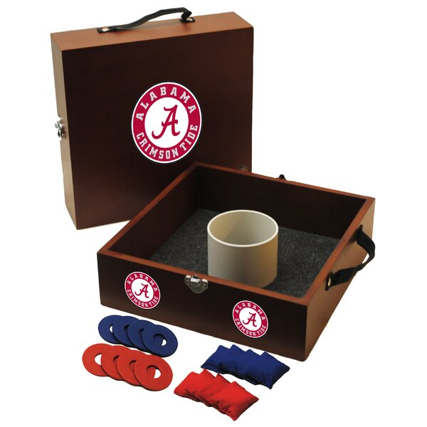 NCAA Washer and Ring Toss by Tailgate Toss