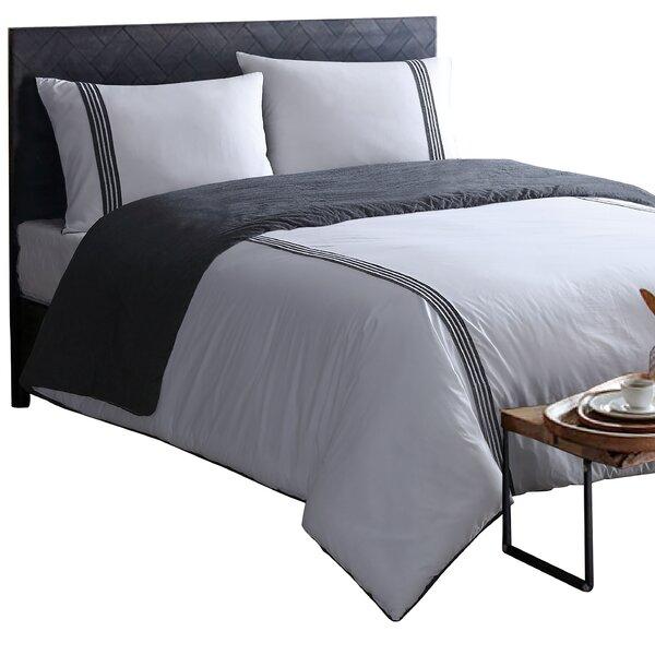 French Connection Manuel Reversible Comforter Set