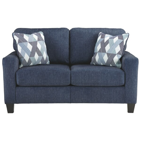 Jimmy Loveseat by Ebern Designs