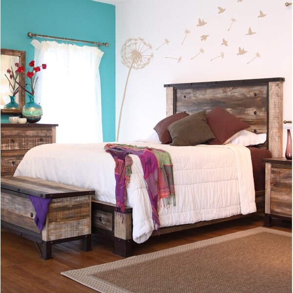 Painesville Standard Bed by Loon Peak
