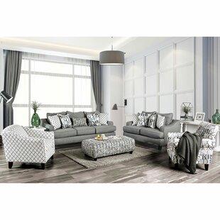 Sennur Mariae Standard Configurable Living Room Set by Red Barrel Studio®