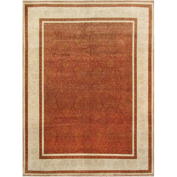 Transitiona Hand-Knotted Area Rug by Pasargad