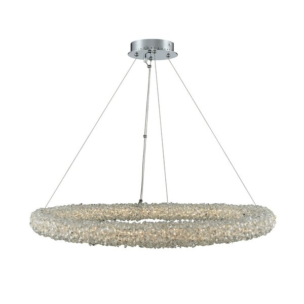 Rollingwood 1 - Light Unique / Statement Wagon Wheel Chandelier by Everly Quinn Everly Quinn