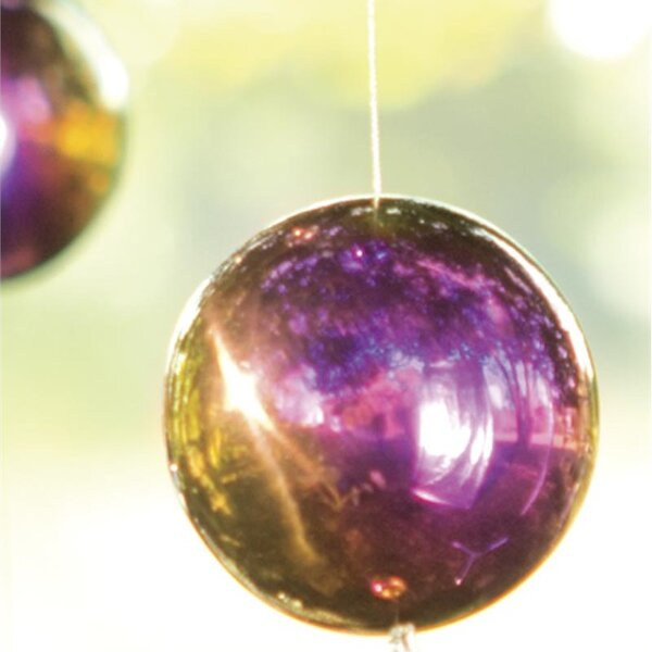 Hanging Ball Chain Gazing Globe by Wind & Weather