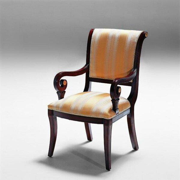 Gigasso Armchair by Astoria Grand