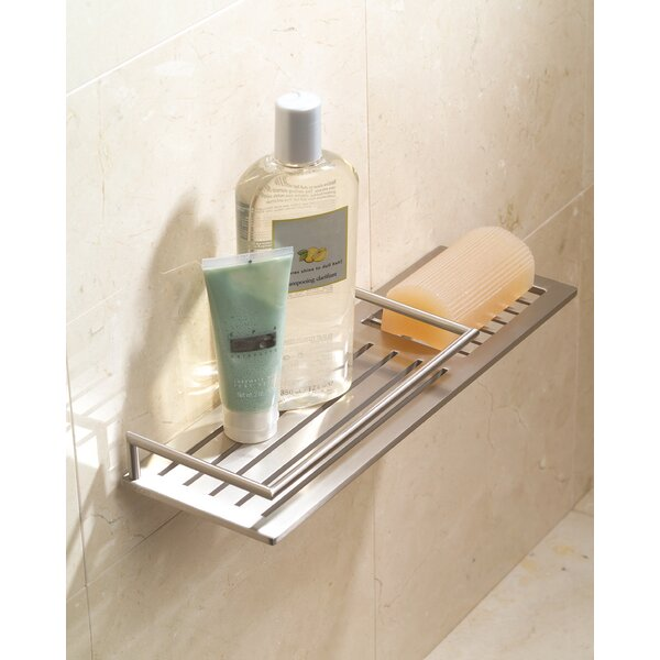 Surface Stainless Steel Shower Caddy