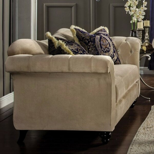 Gallardo Stylish Sofa by Everly Quinn