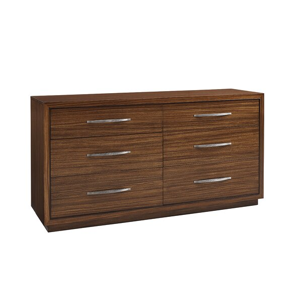 Kitano Haydon 6 Drawer Double Dresser by Lexington