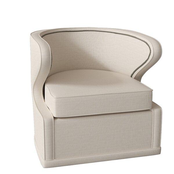 Monroe Swivel Armchair by Gabby