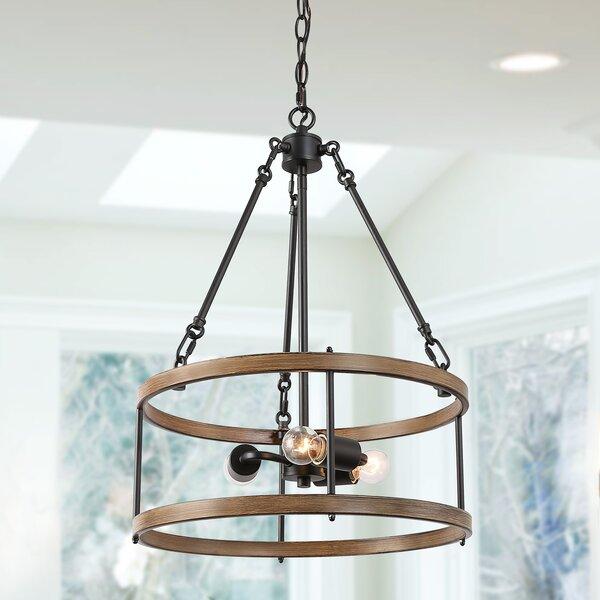 Mouzon 3 - Light Sputnik Sphere Chandelier By Gracie Oaks