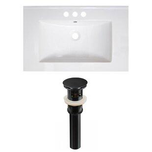 Affordable Ceramic 30 Single Bathroom Vanity Top ByAmerican Imaginations
