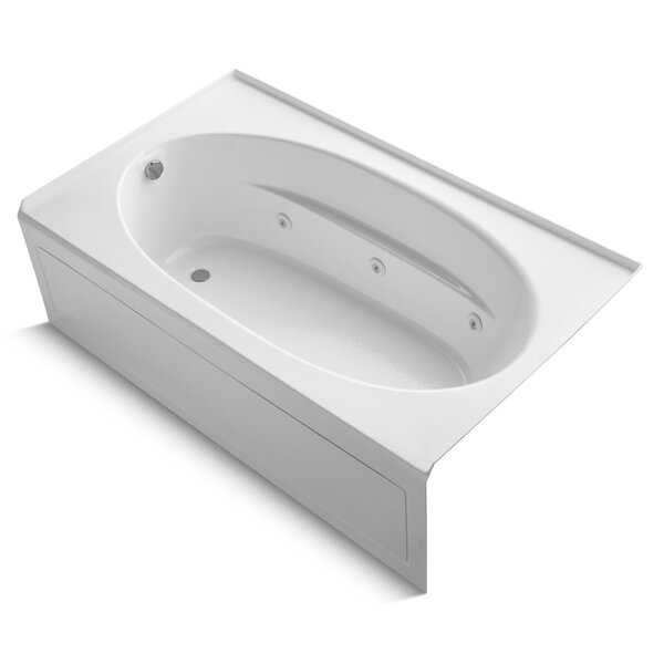 Windward Alcove 72 x 42 Whirpool Bathtub by Kohler