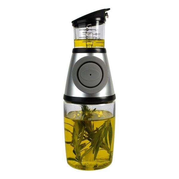 Press and Measure Herb Oil Infuser by Latitude Run