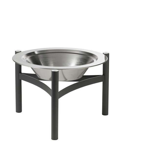 Dancook 9000 Stainless Steel Wood Burning Fire Pit