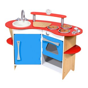 Bargain Cook's Corner Wooden Kitchen ByMelissa & Doug