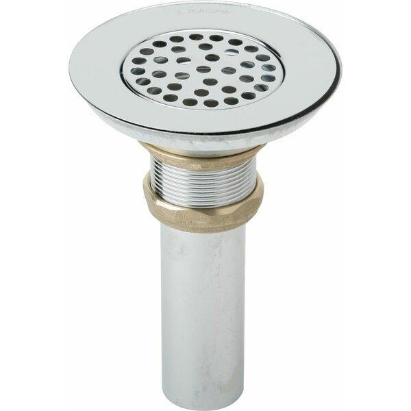 1.5 Grid Shower Drain by Elkay