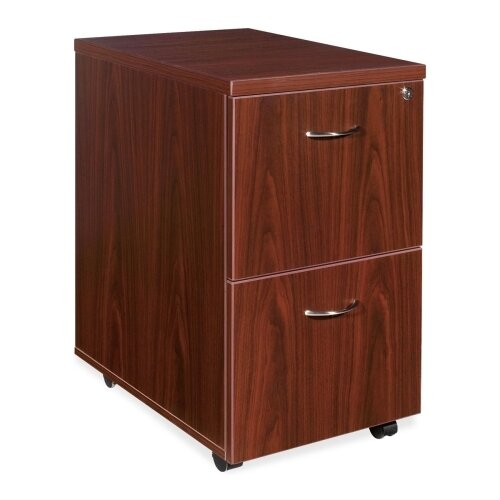 2-Drawer File/File Mobile Pedestal by Lorell
