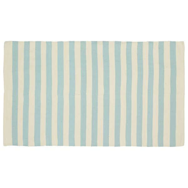 Cabana Handmade Light Blue Area Rug by Madison Home