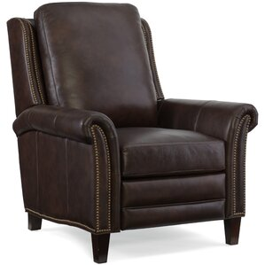 Hooker Furniture Fendi Leather Recliner