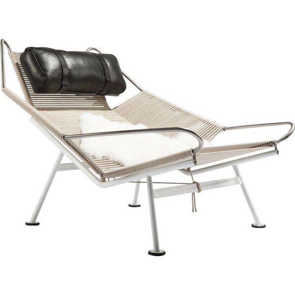 Flag Lounge Chair by Stilnovo