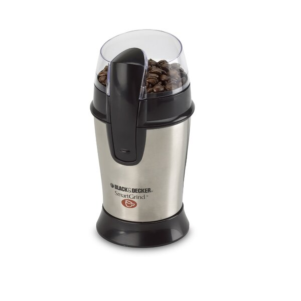 SmartGrind Electric Blade Coffee Grinder by Black + Decker